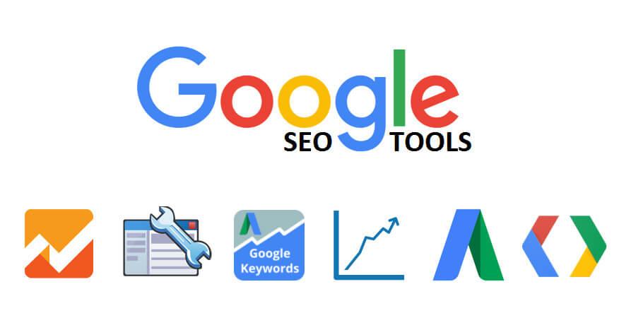 ابزارهای سئو گوگل